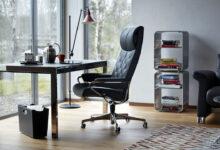 تصویر صندلی مدیریت: بهترین صندلیهای اداری و مدیریتی با خرید اینترنتی