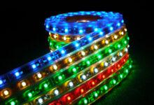 تصویر ریسه ال ای دی: بهترین ریسههای LED با خرید اینترنتی