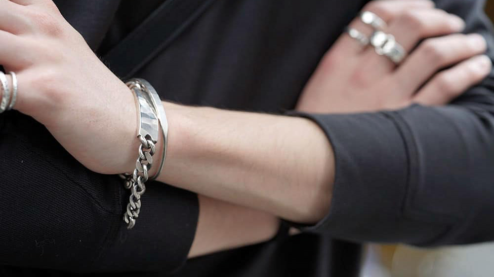 راهنمای خرید دستبند نقره مردانه