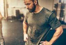 تصویر تیشرت ورزشی مردانه: معرفی بهترین مدلها با خرید اینترنتی