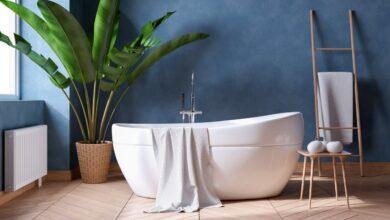 تصویر وان حمام: معرفی بهترین وانهای حمام با خرید اینترنتی