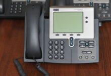 تصویر تلفن: معرفی بهترین تلفنهای رومیزی با خرید اینترنتی