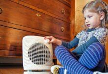 تصویر فن هیتر: معرفی بهترین بخاریهای برقی فن دار با خرید اینترنتی