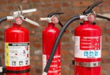 راهنمای خرید کپسول آتش نشانی