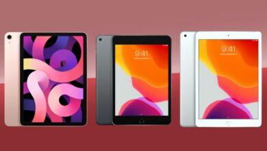 تصویر تبلت اپل: معرفی بهترین آیپدهای اپل با خرید اینترنتی