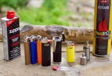 تصویر فندک: معرفی بهترین فندکهای برقی، گازی، اتمی و … با خرید اینترنتی