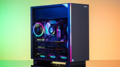 تصویر کیس کامپیوتر: معرفی بهترین کیسهای کامپیوتر با خرید اینترنتی