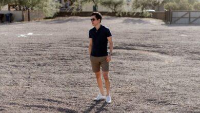 تصویر شلوارک مردانه: معرفی بهترین شلوارکهای مردانه با خرید اینترنتی