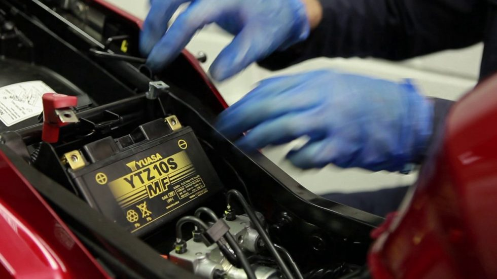 راهنمای خرید باتری موتورسیکلت