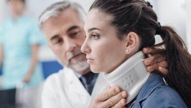 تصویر گردنبند طبی: معرفی بهترین کلارهای گردن با خرید اینترنتی