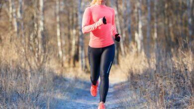 تصویر لگینگ ورزشی زنانه: بهترین لگهای ورزشی خانمها با خرید اینترنتی