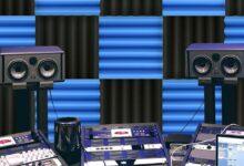تصویر پنل آکوستیک: بهترین پنلهای آکوستیک استودیویی با خرید اینترنتی