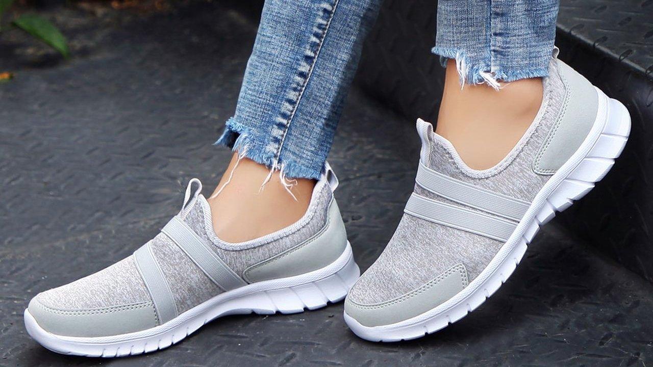 بهترین مدلهای کفش راحتی زنانه