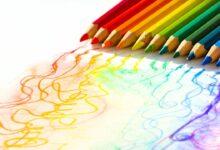 خرید اینترنتی مداد رنگی