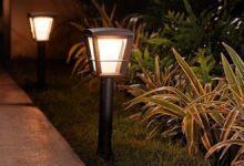 راهنمای خرید چراغ حیاطی