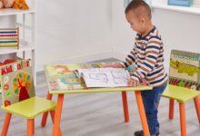 راهنمای خرید ست میز و صندلی کودک