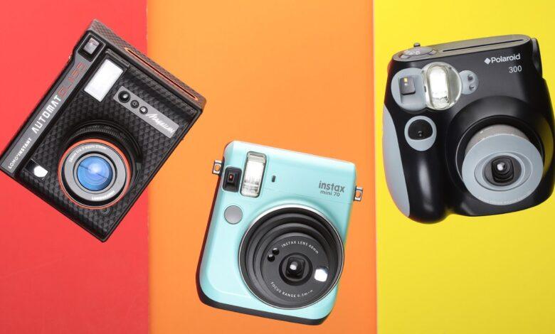 راهنمای خرید دوربین چاپ سریع