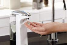خرید پمپ مایع دستشویی