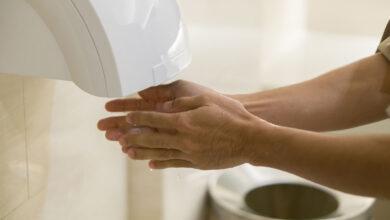 خرید اینترنتی دستگاه دست خشک کن